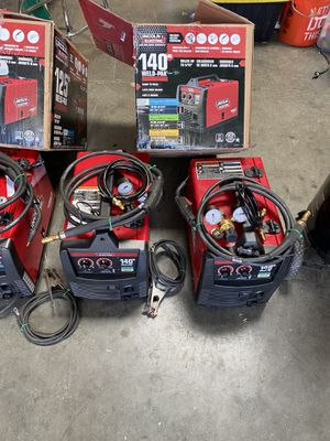 Lincoln 140 Weld-Pak Mig Welder for Sale in Murrieta, CA