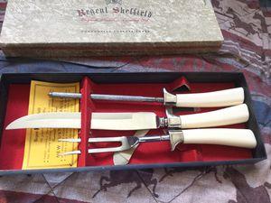 Regent Sheffield Carving Set for Sale in Golden, CO