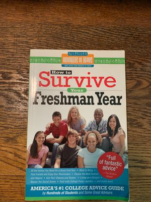 How to Survive Your Freshman Year for Sale in Mount Joy, PA