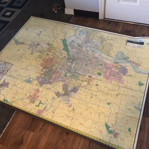 Portland Metropolitan Area map for Sale in Portland, OR