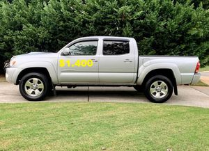 Fully Maintained$1400 I'm Selling! 2007 Toyota Tacoma for Sale in Washington, DC