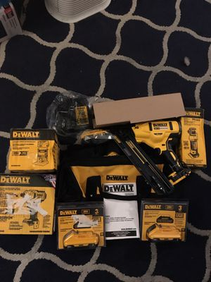 Dewalt tools read profile for Sale in NY, US