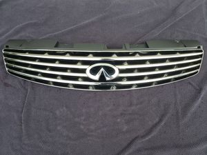 OEM Infiniti G35 Coupe Grille & Emblem 03 04 05 06 07 62070 AM800 62892 AM800 for Sale in Tampa, FL