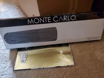 Monte Carlo fan blades for Sale in Prattville,  AL