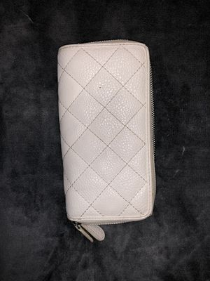 Charming Charlie's wallet white leather for Sale in Fresno, CA