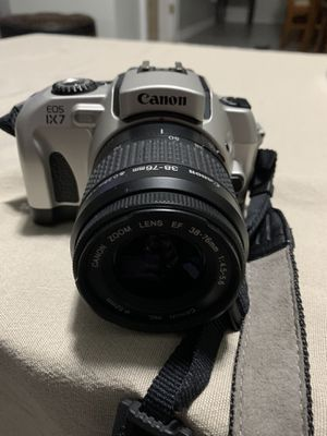 Canon 35 mm camera for Sale in Dearborn Heights, MI