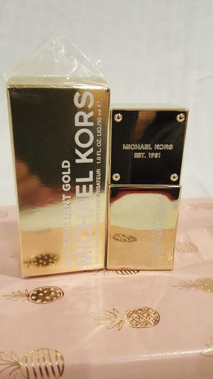 Micheal KORS 24K Brilliant Hold Eau de Parfum Spray Vaporisateur for Sale in Vienna, VA