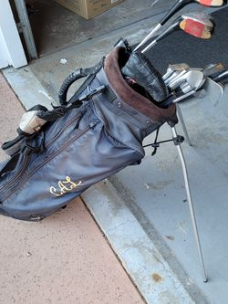 Set Of Golf Clubs And Bag for Sale in Fair Oaks,  CA