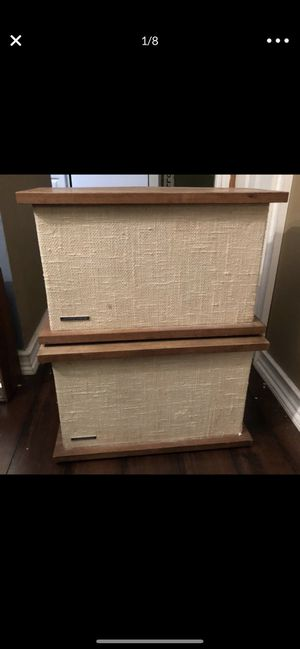 Bose 901 series ii speakers for Sale in Schaumburg, IL