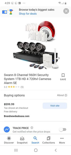 Swann pro series for Sale in Parrish, FL