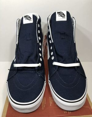 Vans Size 13 Navy & White for Sale in Washington, DC