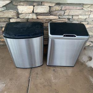 Sensor Trash Cans for Sale in Phoenix, AZ