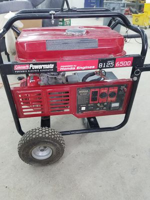 Coleman Powermate Generator for Sale in Franklin Park, IL