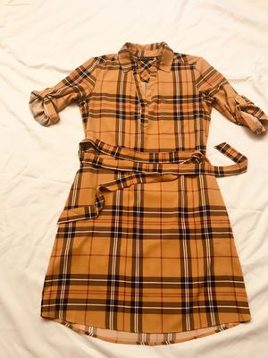 NY&Co Burberry Pattern dress XS for Sale in Columbia, MD