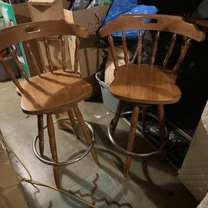 Wooden Stools for Sale in Edmonds, WA