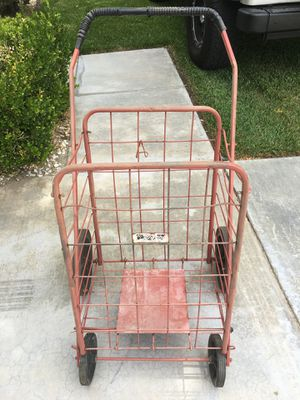 Vintage shopping cart. Final price reduction for Sale in Palmdale, CA