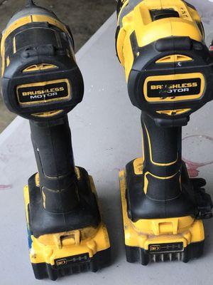 Dewalt drill n impact for Sale in Las Vegas, NV