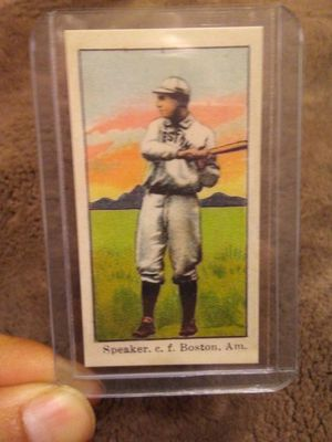 1909-11 Red Sox T206 baseball card reprint for Sale for sale  Las Vegas, NV
