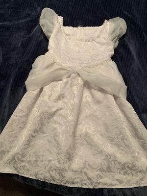 Size 6 girls dress (flower girl or jr bridesmaid) for Sale in Sun City, AZ