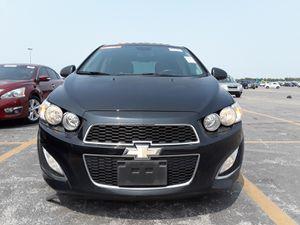 2013 Chevy Sonic RS Turbo estándar for Sale in Dallas, TX