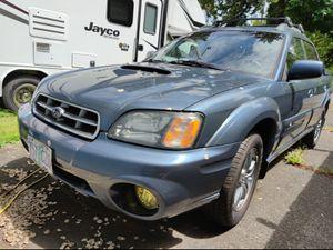 2006 Subaru Baja turbo Manual low mileage for Sale in Portland, OR