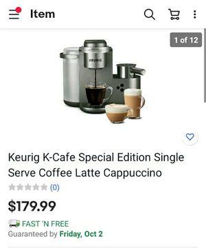 Keurig cafe machine for Sale in Spring Hill, FL