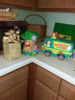 Cookie jars for Sale in East Moline, IL