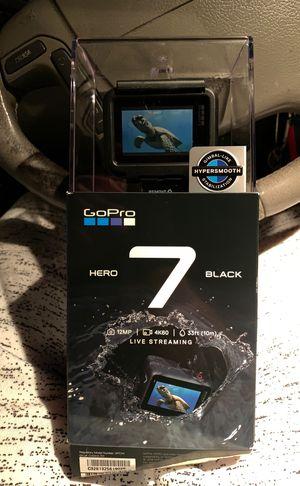 GoPro Hero 7 Black for Sale in Sausalito, CA