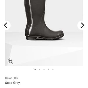 Brand New Hunter Rain Boots for Sale in Raleigh, NC