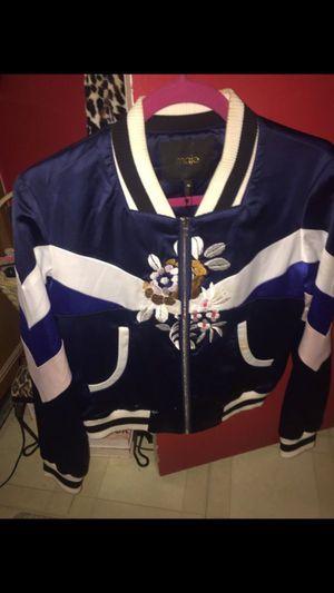 Maje bomber jacket for Sale in Rockville, MD