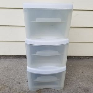 Plastic drawers for Sale in Kent, WA