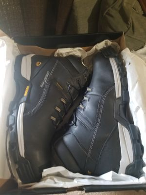 Steal toe wolverine work boot . NEW never used. 13 for Sale in San Bernardino, CA
