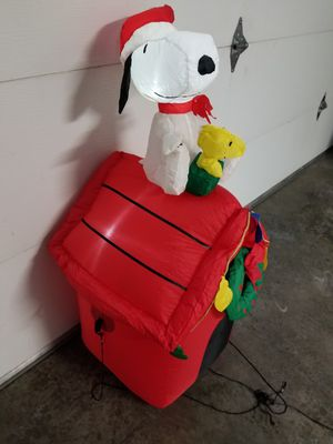 Snoopy inflatable for Sale in Kenmore, WA