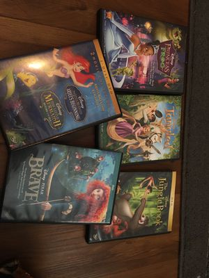 Disney DVDS for Sale in Temple City, CA