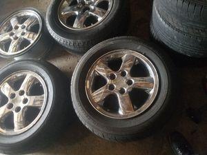 Rims for jeep grand cheroke for Sale in Chicago, IL