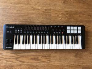 M-Audio Oxygen 49 midi keyboard for Sale in Aurora, IL