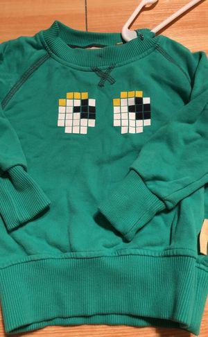 Boys& Girls size 1 green sweatshirt for Sale in Boston, MA
