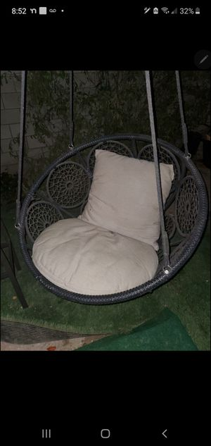 Hanging Hammock Chair Swing for Sale in Palm Springs, CA