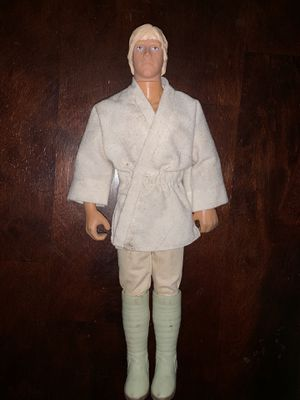 "$15 or best offer Luke Skywalker, Star Wars 12"" Action Figure Hasbro 1992 Collectible Doll for Sale in La Puente, CA"