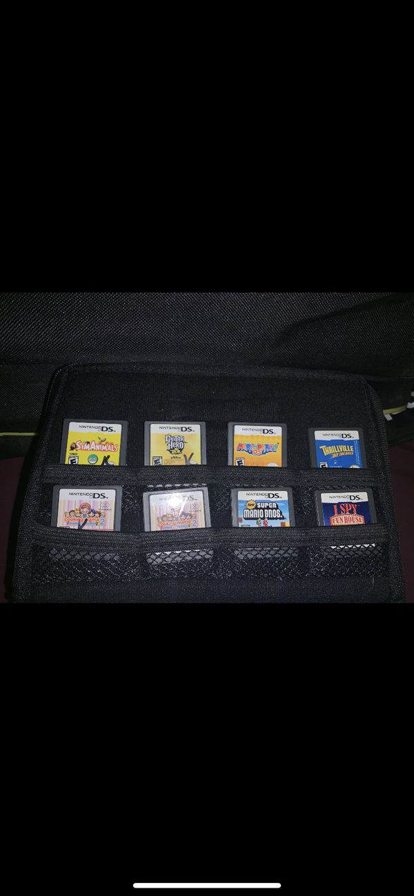Ds games!
