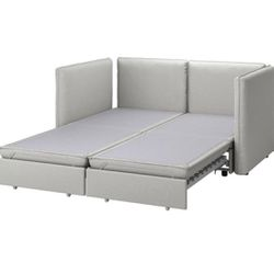 IKEA VALLENTUNA sofa Bed, 2 seat 2 Sleeper sectional for Sale in Chicago,  IL