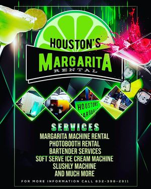 Margarita machine and more for Sale in Houston, TX