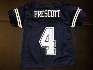 3 months baby Dak Prescott Jersey for Sale in McAllen, TX