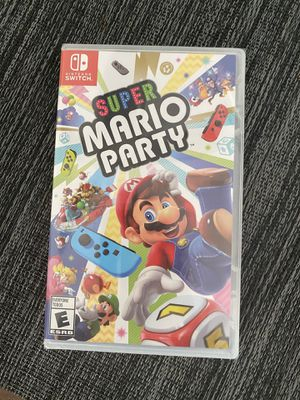 Super Mario Party (NEW, Nintendo Switch) for Sale in Los Angeles, CA