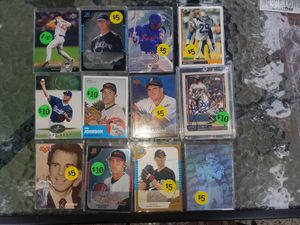 Collectible baseball card for Sale in Brook Park, OH