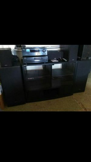 Onkyo 1000 watts stereo surround sound system for Sale in San Diego, CA