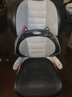 Graco Car and Booster Seat for Sale in Raleigh, NC