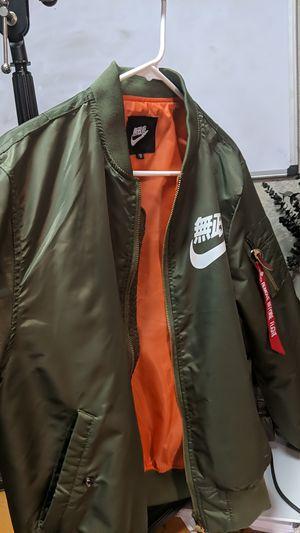 (Rare!) Nike Sad Boyz Bomber Jacket (M) for Sale in Selma, CA