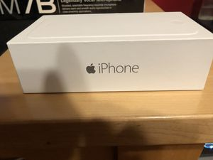 iPhone 6 16gb for Sale in Silver Spring, MD