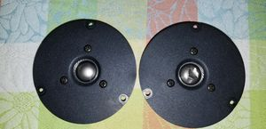 Eosone oem tweeters (made by Polk Audio) for Sale in Avon, OH